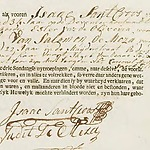 Daniel-s GRANDPARENTS - engagement notice 01-08-1783 Amsterdam.jpg
